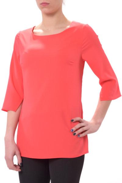 Класическа блуза от креп